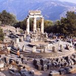 private tour to Delphi by Taxi