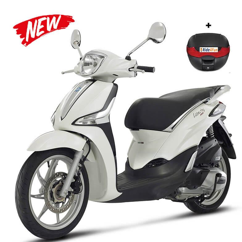Ride4fun Gennadi Rhodes Rent A Motorbike Rent A Scooter